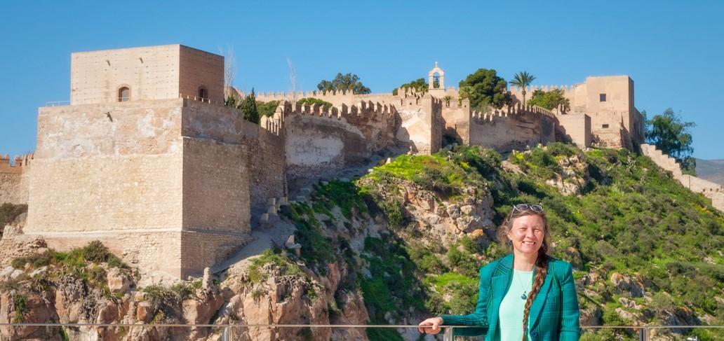 Guide Almeria Alcazaba